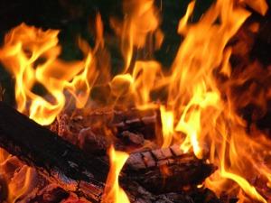 Hanya api dunia...