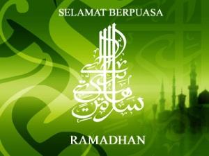 Setetes embun ramadhan...